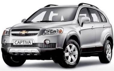 Прошивки от ADACT для Chevrolet Captiva 3.2 с эбу Bosch ME9.1