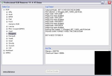 Professional EGR Remover v3.0.0 Full