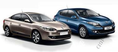Прошивки от RSW для Renault Megane, Fluence с эбу Valeo