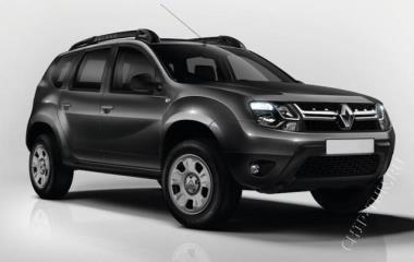 �������� �� RSW ��� Renault Duster � ��� EMS3125